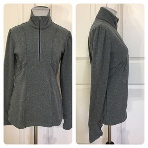 Athleta zipper fleece